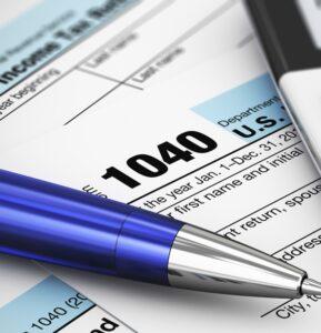 Taxes 1040