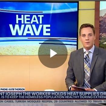 Fox 10 Critical Mention - SJW's Thirst Aid