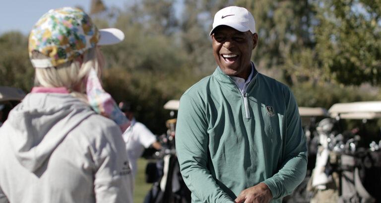 Marcus Allen Golf Charity