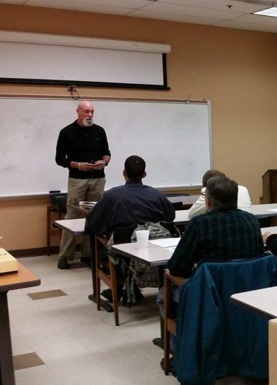 Volunteer Speaking In Class