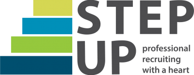 Step Up Logo Full Color